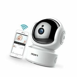 FREDI Baby Monitor 1080P Wireless Security Camera, WiFi Home