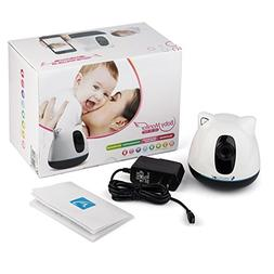 Baby Monitor With Wi-Fi, Nanny Cam HD 720P Wireless Camera,