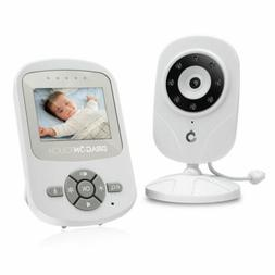Baby Monitor DT24 Pro Wireless 1000ft Security Camera Audio