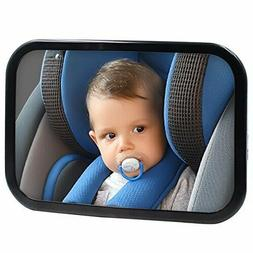 Baby Monitor For Car Driving Seat Mirror Safety Adjustable G