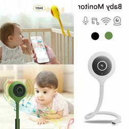 Honrane Baby Monitor Home Security Wifi Enabled Camera Lolli