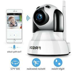FREDI Baby Monitor,Pet Camera- Wireless Security Camera with