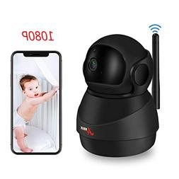 Baby Monitor WiFi 1080P IP Camera, Wireless Security Camera