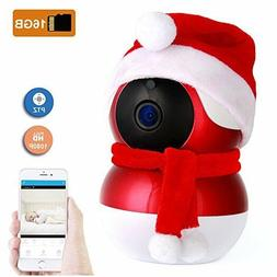 Baby Monitor WiFi IP Camera, Wireless Security Baby Camera 1
