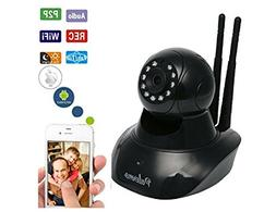Baby Video Monitor - HD WiFi Camera with Audio and Video - B
