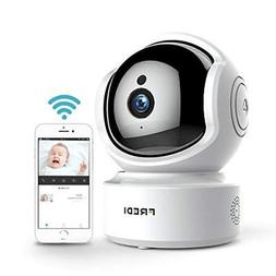 FREDI Baby Monitor Wireless 1080P Security Camera WiFi Surve