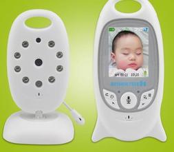 Baby Monitor Wireless Video Display Color Security Camera 2W