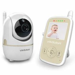 Baby Monitor with Remote Camera, Infrared Night Mode+ interc