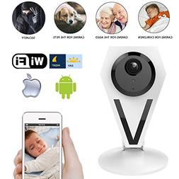 Best Baby Optics Monitor Wifi Wireless Infant Senior in View