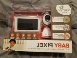 """Summer Infant Baby Pixel 5"""" Touchscreen Color Video Camera"""