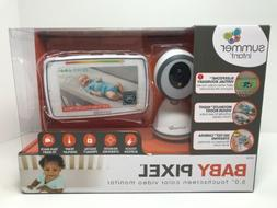 Summer Infant Baby Pixel Camera 5.0 Inch Touchscreen Color V