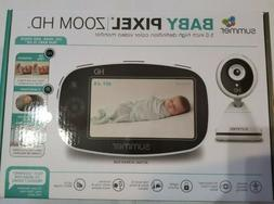 Summer Infant Baby Pixel Zoom HD 5 Inch Video Monitor