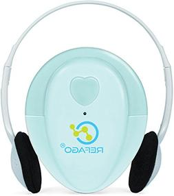 REFAGO BabyBlip Womb Baby Sound Amplifier With Dual Listenin