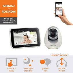 Samsung Wisenet SEW-3053WN BabyView Wi-Fi Remote Viewing Bab