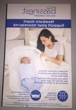 bassinest swivel sleeper newborn cuddle insert
