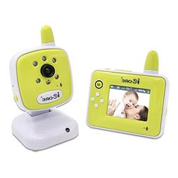 I-See BM0903 Baby Infant Monitor 24 Inch Night Wireless Secu