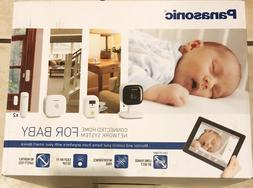 BRAND NEW Panasonic KX-HN6022W Connected Home Baby Monitorin