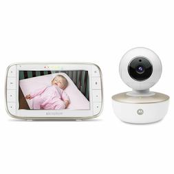 BRAND NEW Motorola MBP855CONNECT - Video Baby Monitor with 5