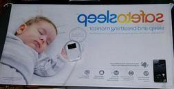 Safe To Sleep and Breathing Baby Monitor
