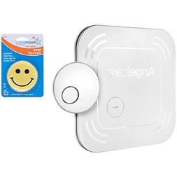 Angelcare Baby Breathing Monitor with Wireless Sensor Pad wi