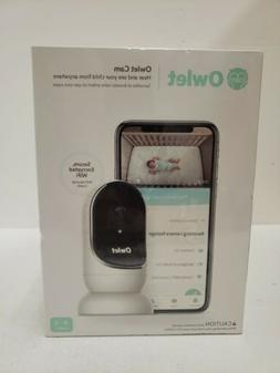 Owlet - Owlet Cam Wi-Fi Video Baby Monitor New