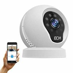 MobiCam WiFi Wireless Baby Camera Monitor, HD Security Video