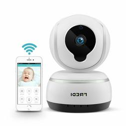 CamTRAX- FREDI 720P IP WIFI Camera-Wireless Home Security -