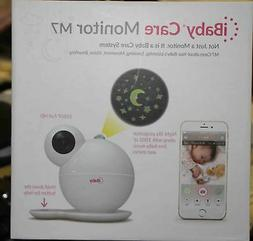 iBaby Care M7, Smart Wi-Fi enabled Digital Video Baby Monito