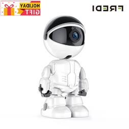 FREDI CCTV IP Camera WiFi Surveillance Camera 1080P Baby Mon
