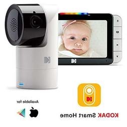 KODAK Cherish C525 Video Baby Monitor - Tilt/Pan/Zoom Camera