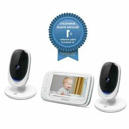 comfort 50 video baby monitor with 5