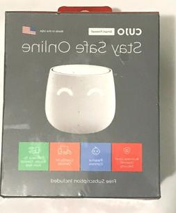 CUJO Smart Internet Security Firewall with FREE SUBSCRIPTION
