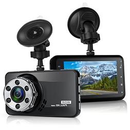 Wewdigi Dash Cam HD 1080P Dashboard Camera 170 Wide Angle Ca