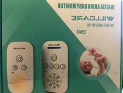 WILLCARE  DBM-6 AUDIO BABY MONITOR