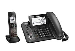 DECT 6.0 Expandable Cordless Phone System with Digital Answe