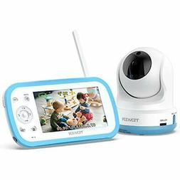 Digital Security Monitors & Displays Sound Activated Video R