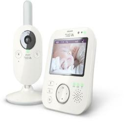 digital video baby monitor with fhss scd630