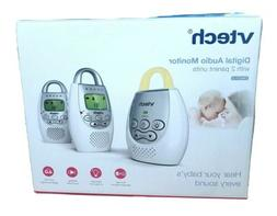 VTech DM221-2 Digital Audio Baby Monitor with Two Parent Uni
