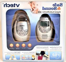 VTech DM221 Audio Baby Monitor Vibrating up to 1,000 ft of R