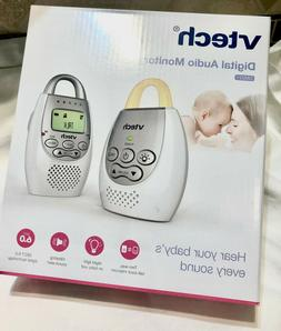 DM221 VTech Digital Audio Baby Monitor 1,000 ft of Range 2-w