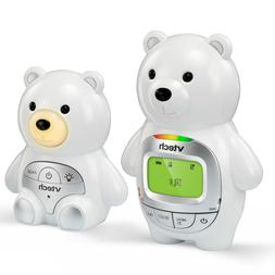 VTech DM226 Teddy Bear Audio Baby Monitor with up to 1,000 f