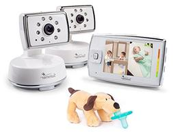 Dual View Digital Video Monitor Set by Summer Infant with Wu