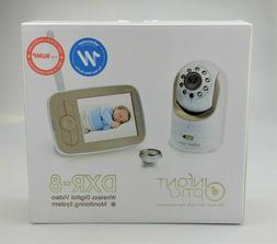 Infant Optics DXR-8 Video Baby Monitor Open Box