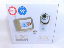 Infant Optics Dxr-8 Video Baby Monitor With Interchangeable