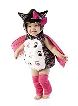 Princess Paradise Baby's Emily The Owl, Pink/Brown, 6 to 12