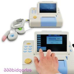 FDA 7-inch LCD screen Fetal Monitor with 3 Paramenter For Si