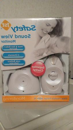 Safety 1st First Baby Monitor