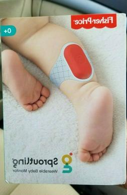 fisher price sprouting wearable baby monitor