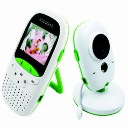 Facelake FL602 Video Baby Monitor with Night vision, Two Way