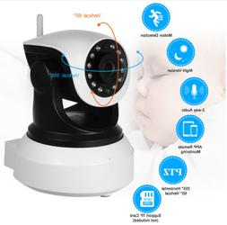 GUUDGO HD 1080P Cloud Storage Two-way Audio Baby Monitor WiF